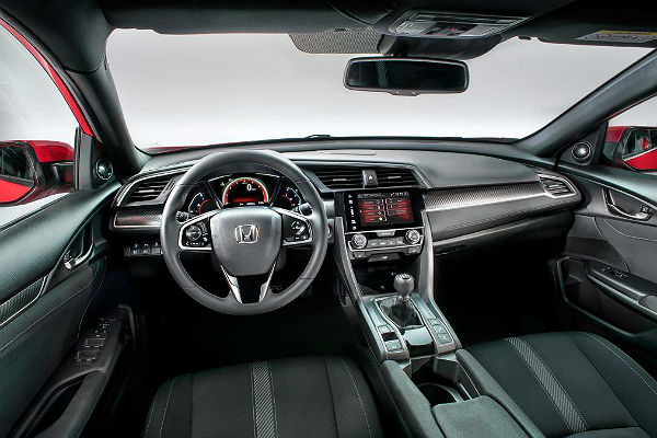 civic-hatchback-10th-gen-production-interior