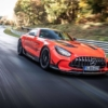 AMG GT Black Series Nurburgring Course Record
