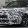 BMW 4 Series spyshot nose
