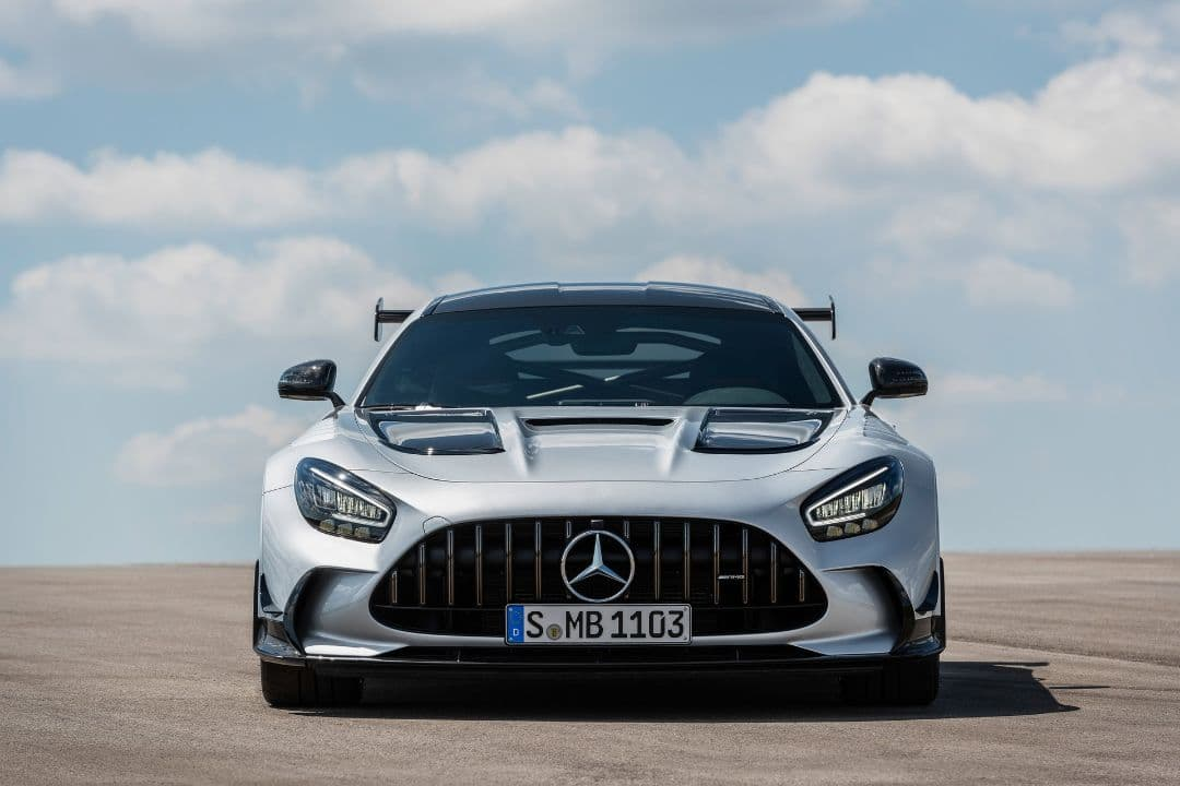 AMG GT Black Series front