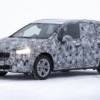BMW 2 Series Active Tourer Snow Test Spyshot