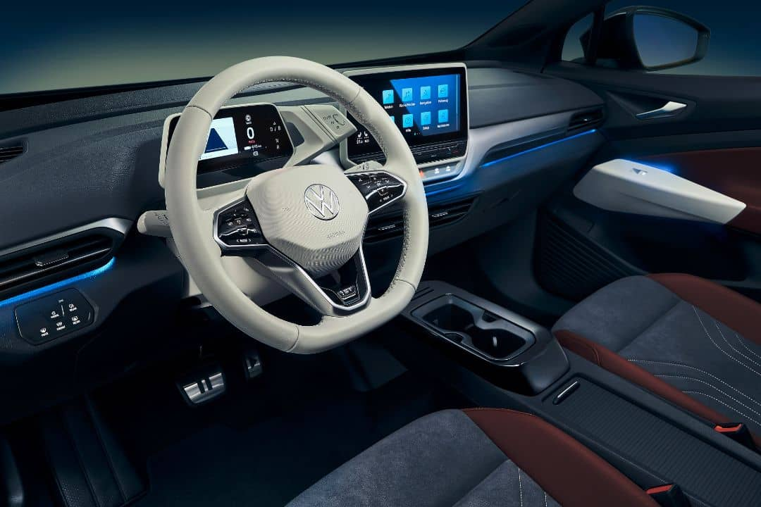 VW ID.4 1st Edition Interior