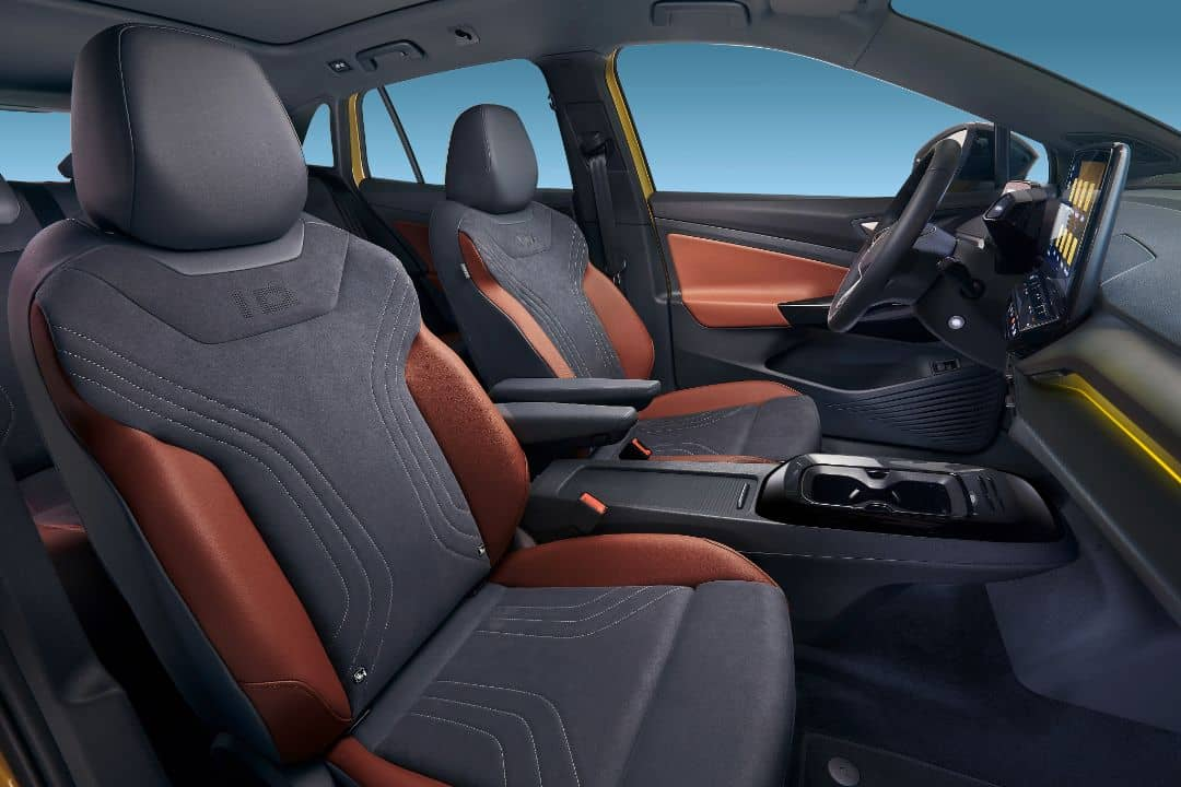 VW ID.4 1st Edition Front seats