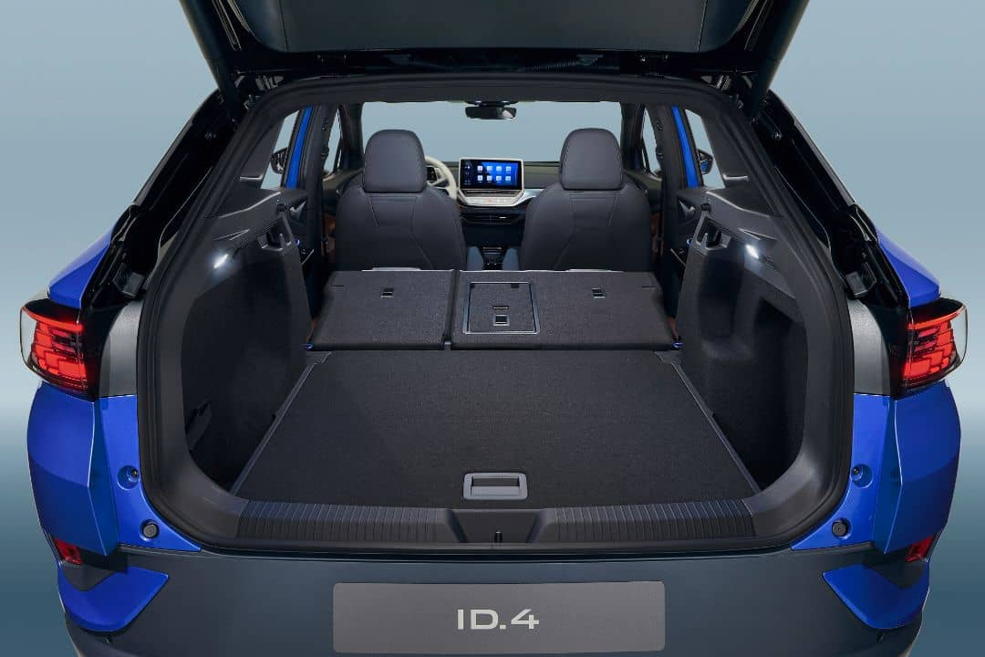 VW ID.4 1st Edition Luggage