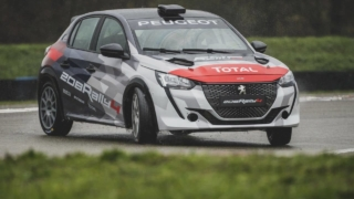Peugeot 208 Rally 4 Drift