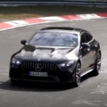 AMG GT 73 Spyshot at Nurburgring