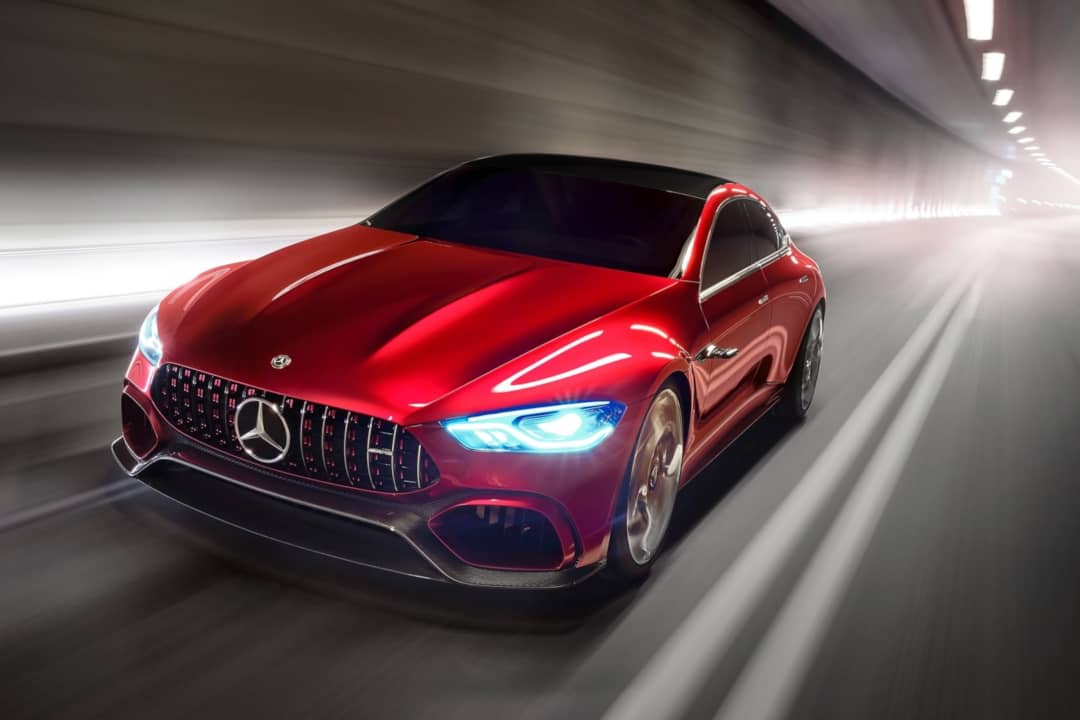 AMG GT Concept 2017
