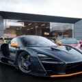 McLaren Senna LM front three quarter