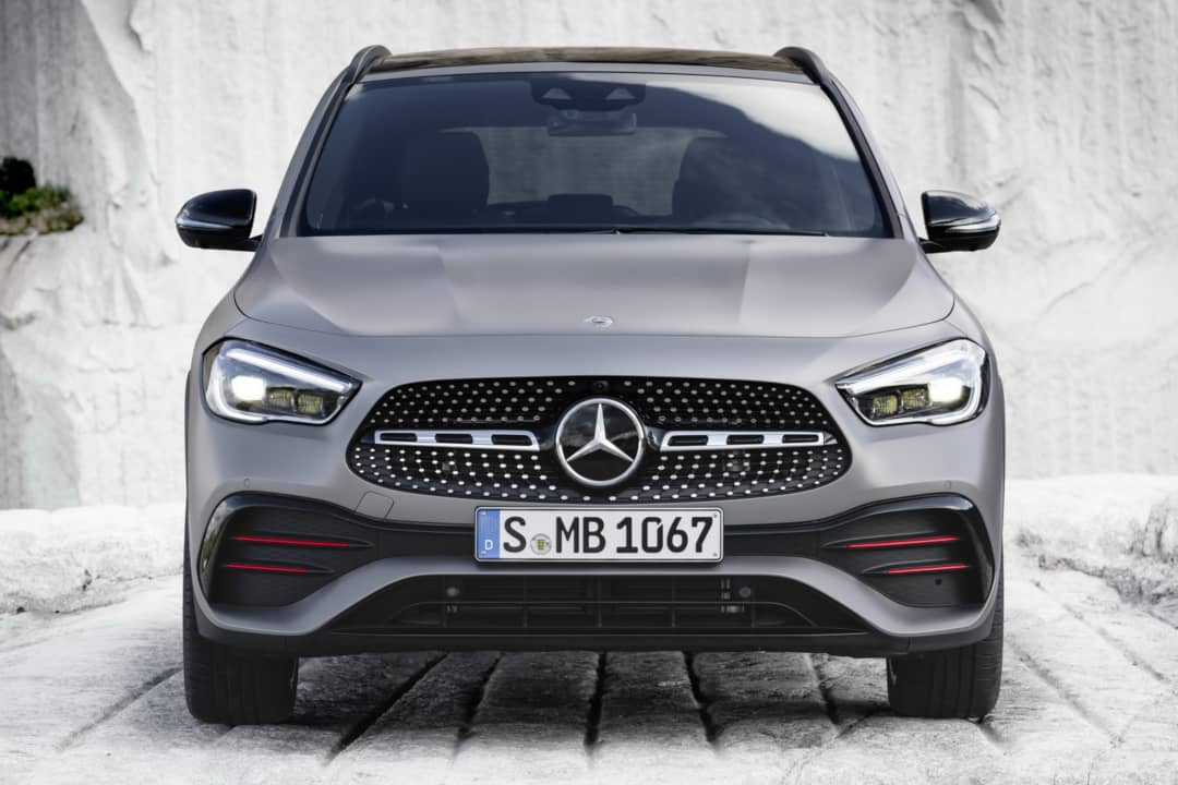 Mercedes Benz GLA 2nd Gen front