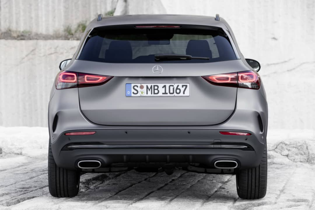 Mercedes Benz GLA 2nd Gen rear