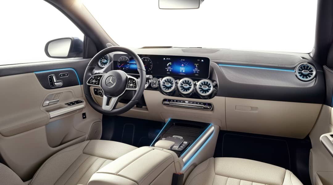 Mercedes Benz GLA 2nd Gen interior