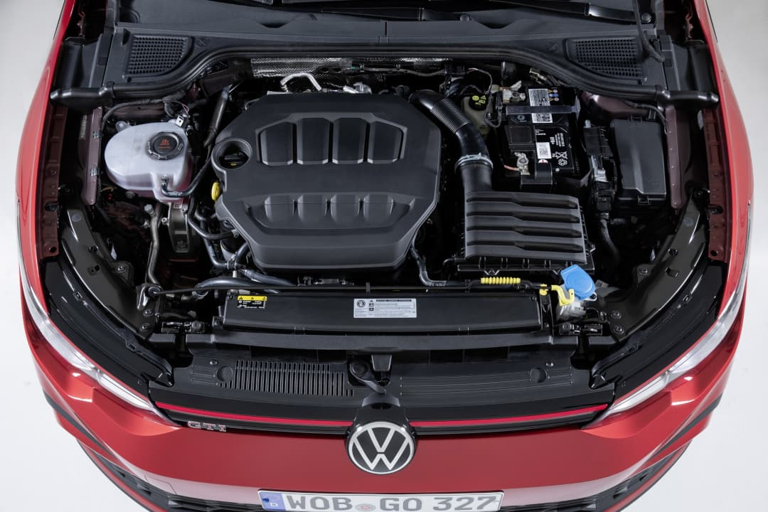 VW Golf Mk8 GTI engine