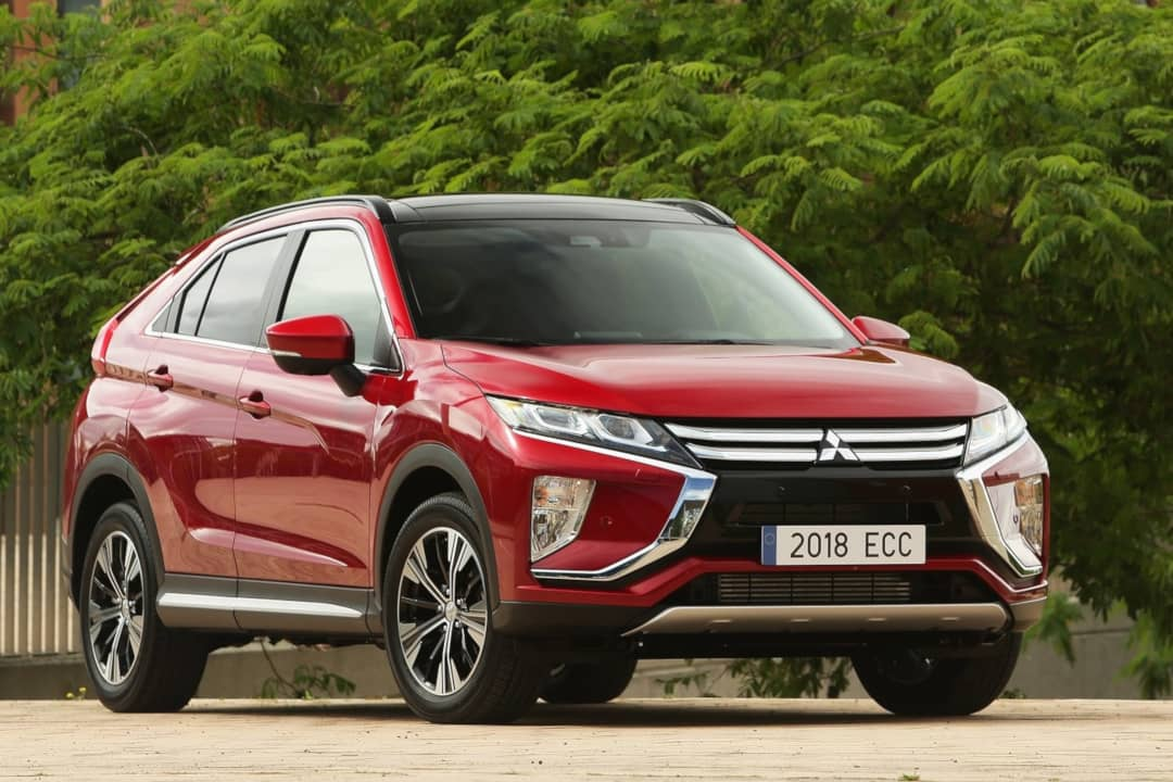 Mitsubishi Eclipse Cross 2018 front