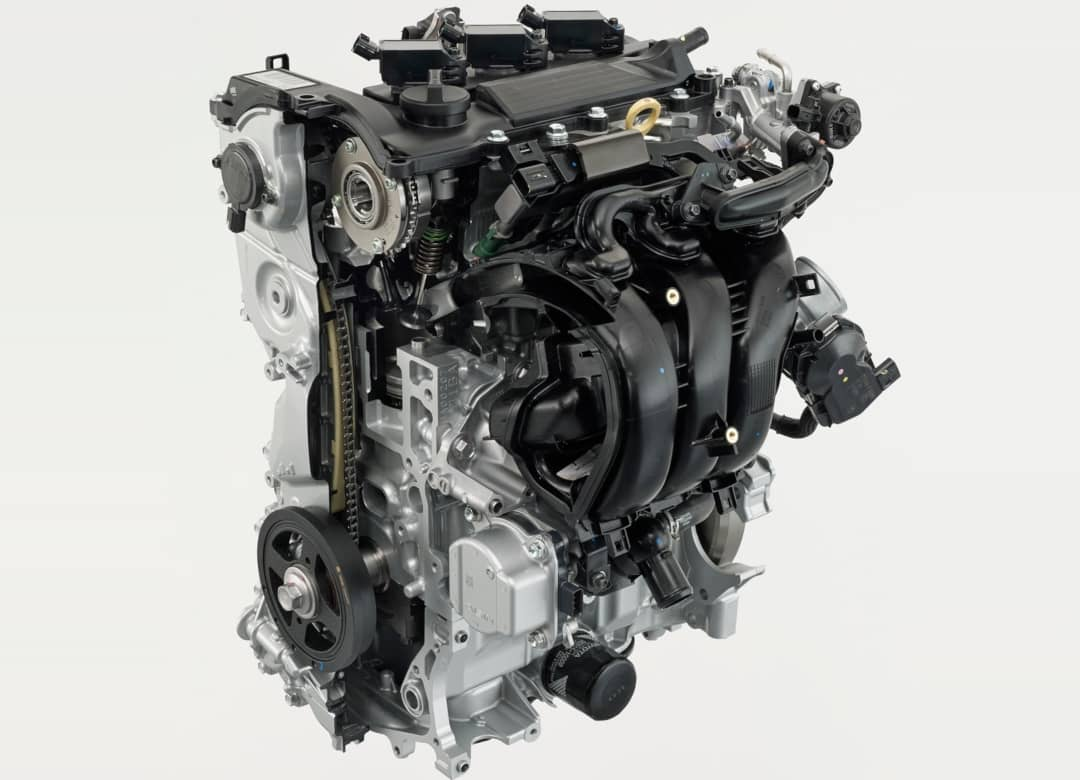 Toyota Yaris 2020 Engine
