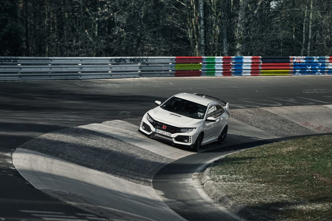 Honda Civic Type R FK8 2018
