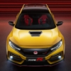 Honda Civic Type R Limited Edition top