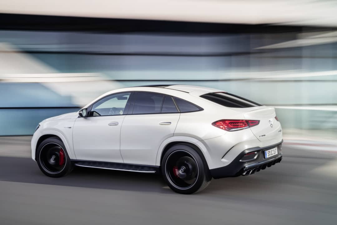 Mercedes AMG GLE 63 Coupe