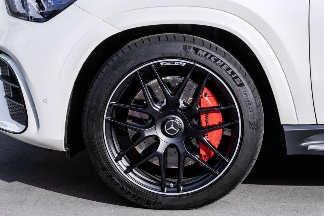 Mercedes AMG GLE 63 Coupe tire