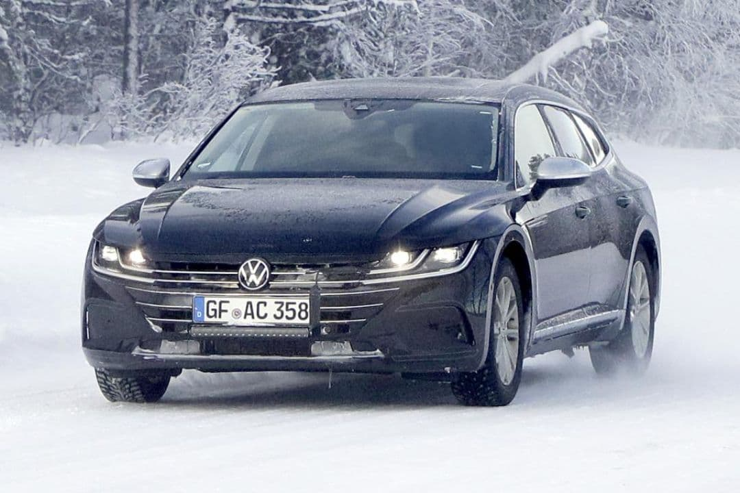 VW Arteon ShootingBrake front