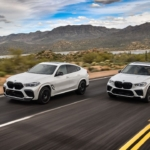 BMW X5 M and X6 M