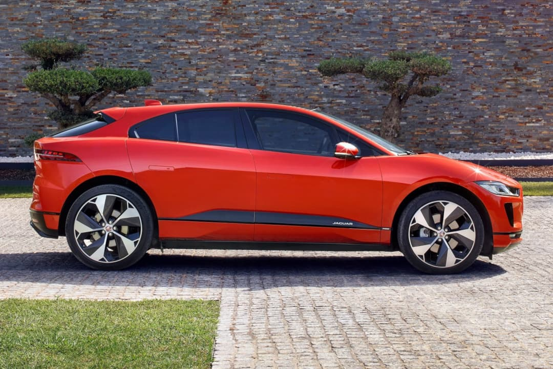 Jaguar I-PACE 2019 side