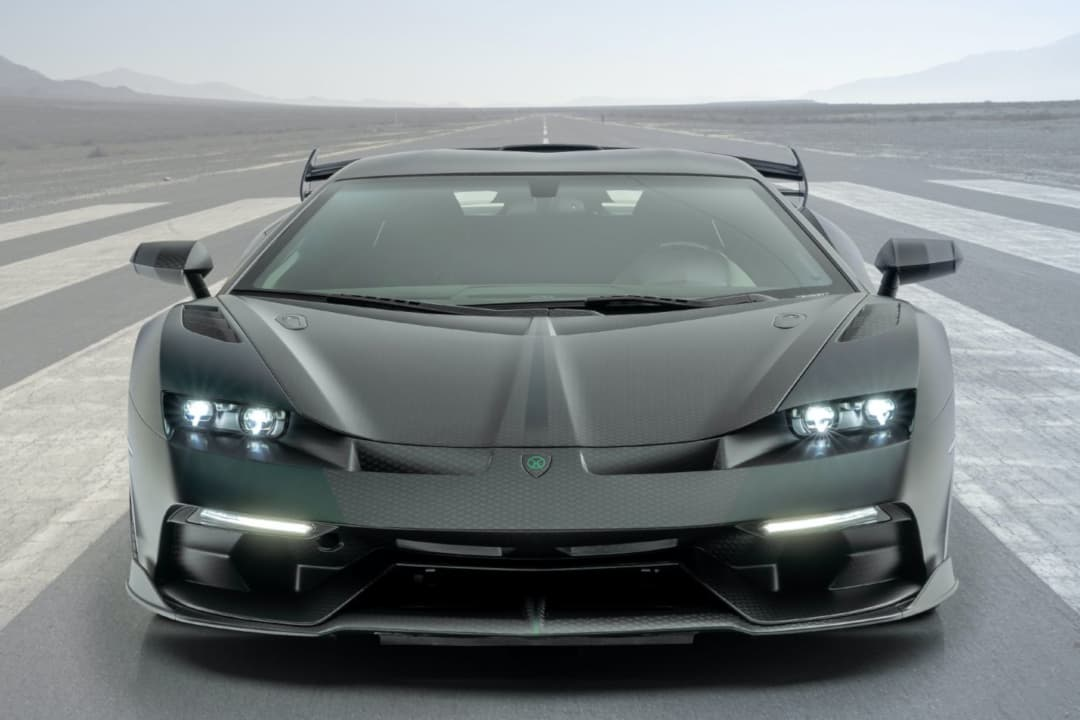 Mansory Cabrera front