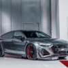 ABT RS7-R front three quarter