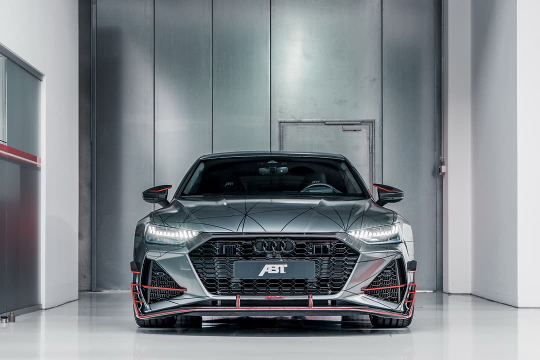 ABT RS7-R front