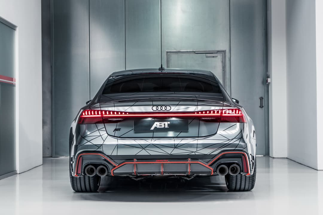 ABT RS7-R rear