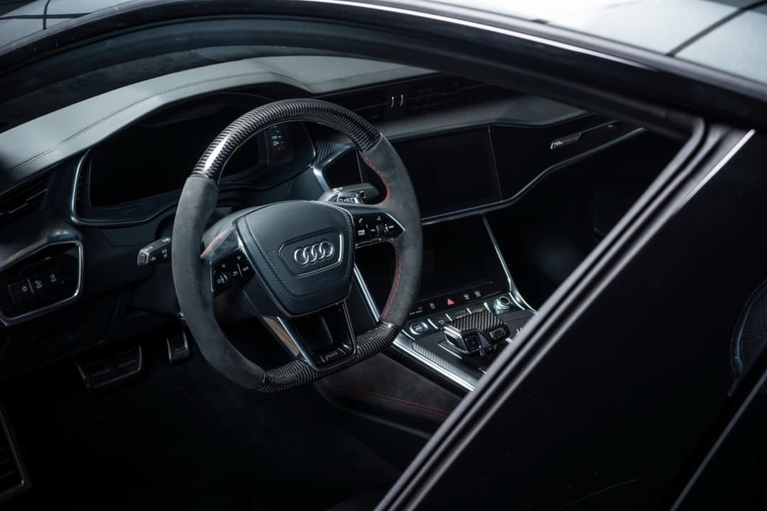 ABT RS7-R steering