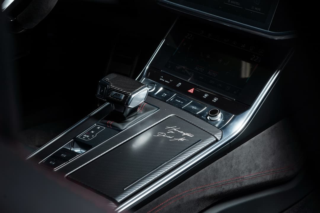 ABT RS7-R shift lever