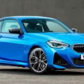 BMW 2 Series Coupe 2021 rendered by AutoExpress front