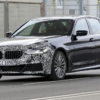 BMW 5 Series 2020 Facelift