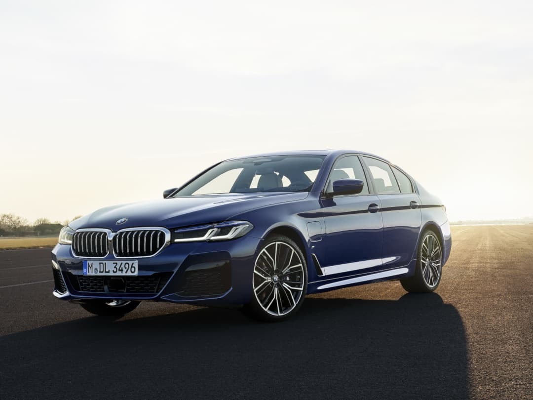 BMW 5 Series facelift 2020