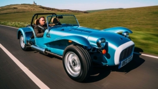 2020 Caterham Super Seven 1600