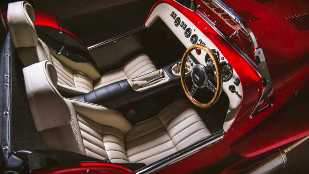 2020 Caterham Super Seven 1600 interior