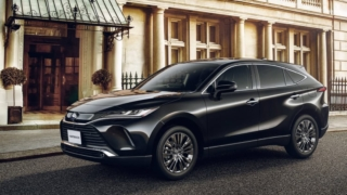 Toyota Harrier 4th Gen