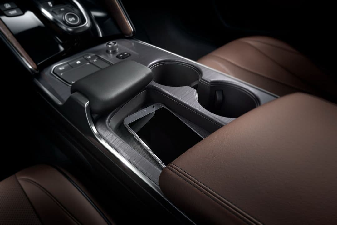 Acura TLX 2021 touchpad