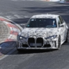 BMW M3 2021 Spyshot at Nurburgring