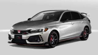 Honda 11th Gen Civic Type R Rendering Front
