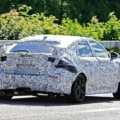 Honda Civic Type R 2020 Test Car