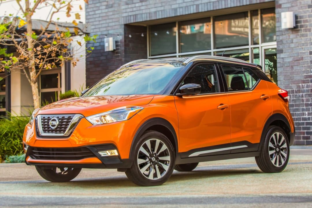 Nissan Kicks US 2018