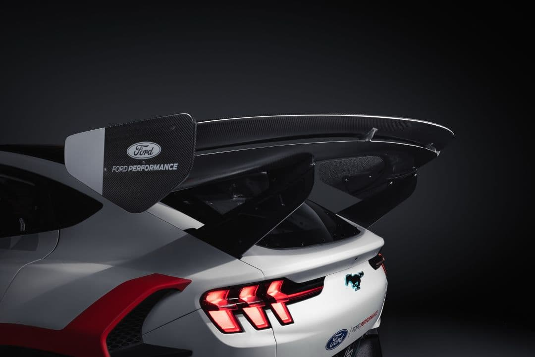 Ford Mustang Mach-E 1400 rear wing