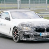 BMW Mid Engine Test Car