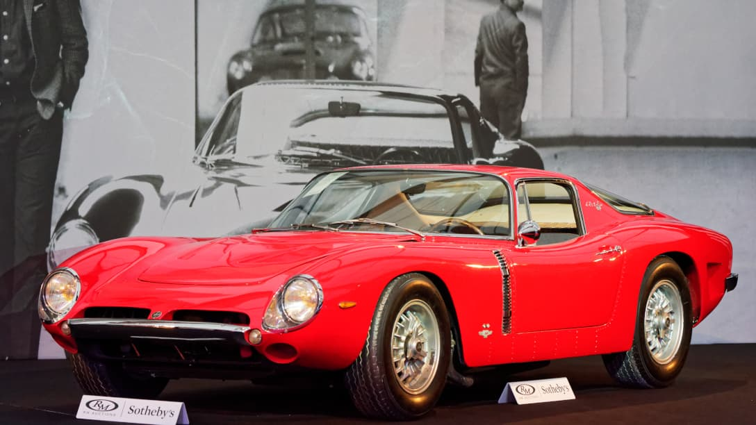 Iso Grifo A3/C 1965