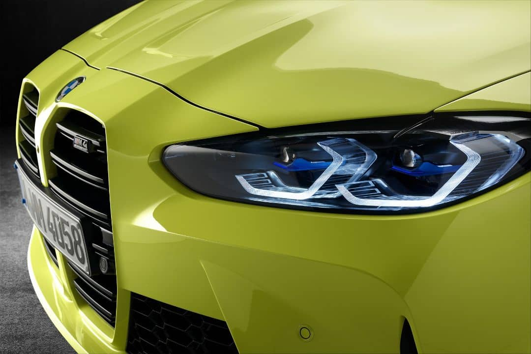 BMW M4 Coupe Headlight