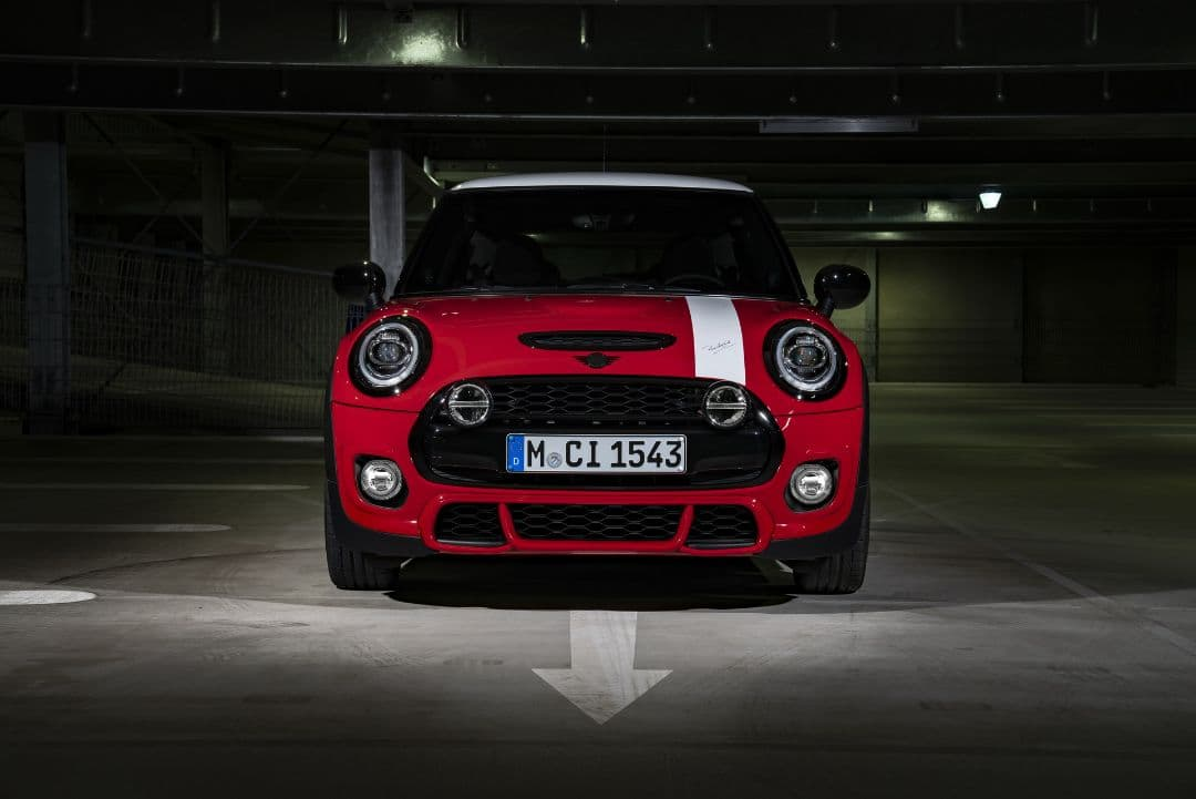 MINI Paddy Hopkirk Edition front