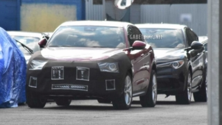 Maserati-Small-SUV-Test-Mule