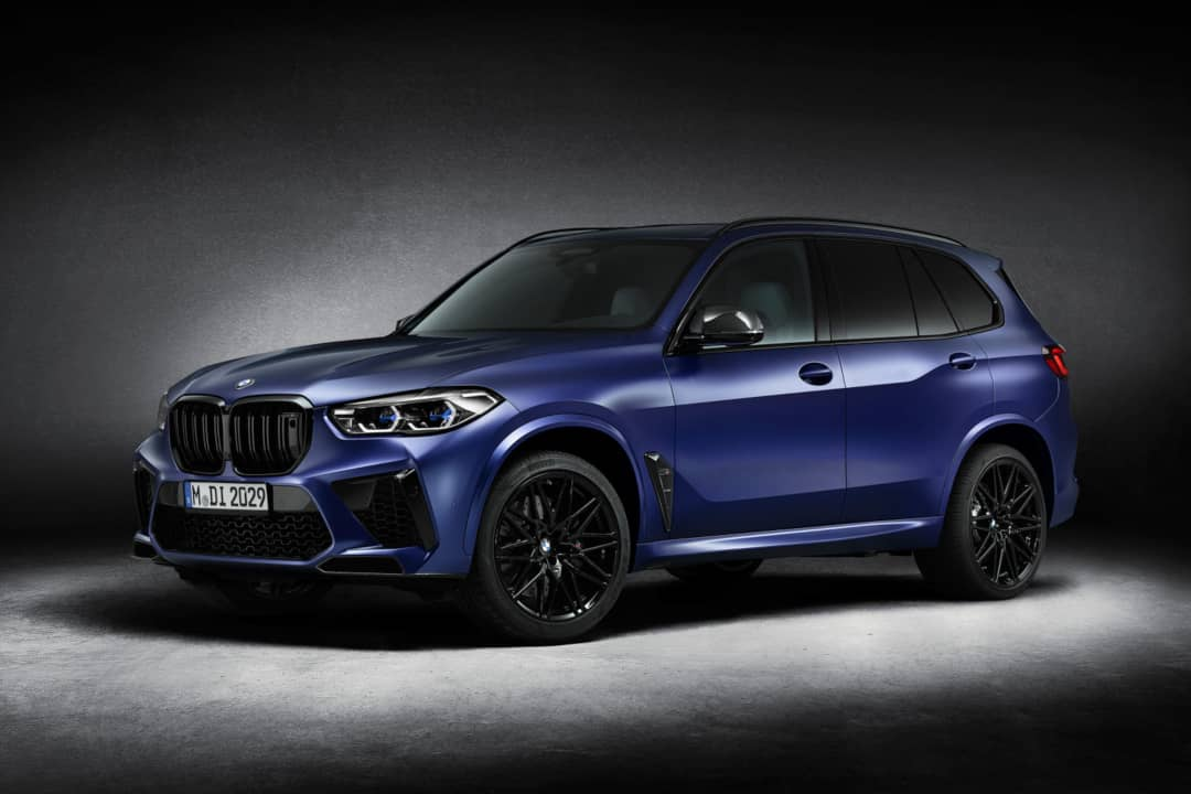 BMW X5 M Competition First Edition Front