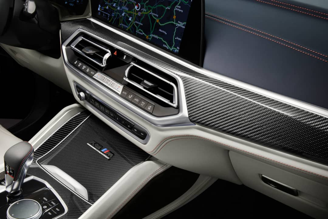 BMW X5 M Competition First Edition Console